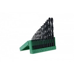Sada HSS vrtáků 1-13x0.5,19 plast