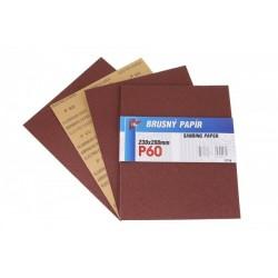 Smirk.papír 230x280mm P60 10ks