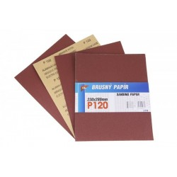 Smirk.papír 230x280mm P120 10ks