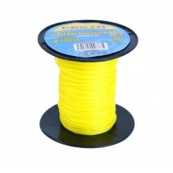 Zed.provázek 50M, 1mm žlutý FESTA